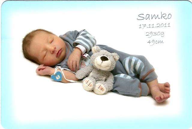Samko - november 2011